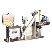 Battery automatic finishing equipment